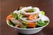 סלט ירקות קטן