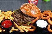 המבורגר 300 גרם